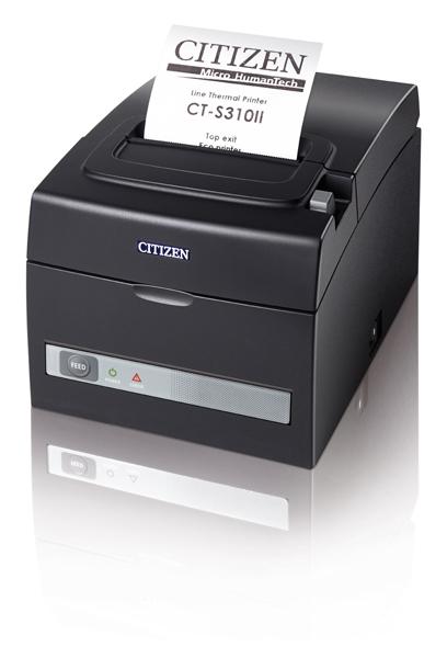 Чековый принтер Citizen CTS 310 II
