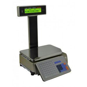 Торговые весы DIGI SM-5100 P