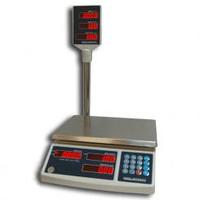 Торговые электронные весы ICS-15 NT