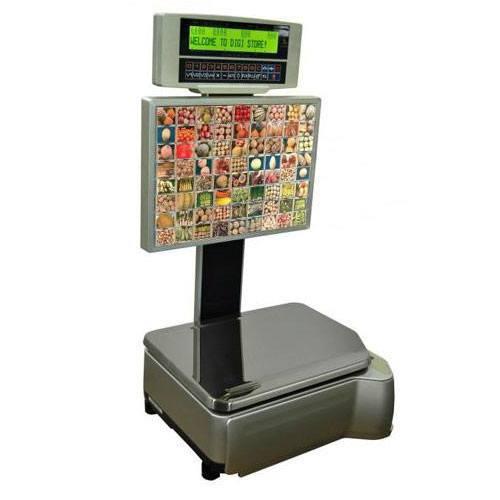 Торговые весы DIGI SM-5100 BS/72