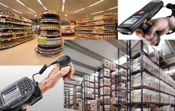 Автоматизация переучета в магазине