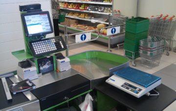 Об автоматизации торговли в магазине