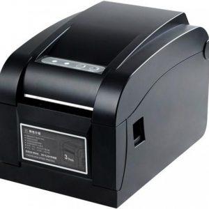 Termoprinter etiketok i chekov XPrinter-350B