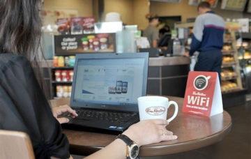 Профессиональная Wi-Fi сеть для ресторана (кафе, ночного клуба). Часть 2
