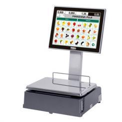 PC-based vahy samoobsluhovuvannya Dibal CS-1100 W