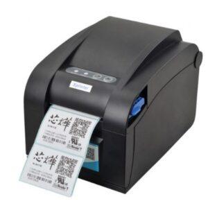 Termoprinter etiketok Xprinter XP-358BM USB+LAN+RS232